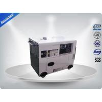 Silent Type Portable Home Generators , Single Phase Diesel Generator 2.8 Kva Manufactures