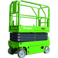 Working Height Max 7.8m Hydraulic Self Propelled Scissor Lift with Extension Platform Safe Loading 230KG Manufactures