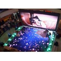 Rental Interactive LED Floor P6.25 LED Dance Floor Display IP65 2 Years Warranty Manufactures