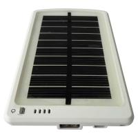 3000mAh (5V, 15Wh ) USB Solar Power Bank External Mobile Battery Backup Charger Manufactures
