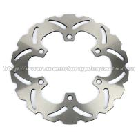 240mm Motorcycle Brake Disc Rotor For Front Left / Right Position Manufactures