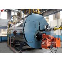 China 95 °C Compact Structure Gas Hot Water Boiler For Multi Industrial on sale