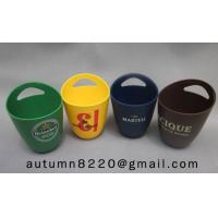 fashion colorful plastic ice bucket Manufactures