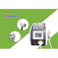 Q Switched Nd Yag Laser Tattoo Removal Machine F12 For Pigments Removal Manufactures