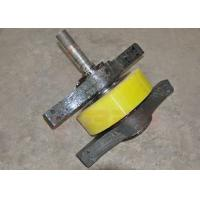 China Box girder structure crane wheel set for gantry crane with driving system on sale