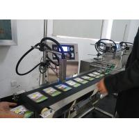 Quality Widespread Use Small Character Inkjet Printer , Stable Code Printing Machine for sale