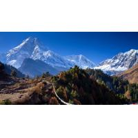 Buy cheap Autumn Spring Nepal Adventure Tours 16 Days Tsum Valley Trek 3700m Max Altitude from wholesalers
