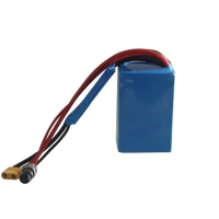 43.2V 5000mAh Portable 18650 Rechargeable Battery Pack Manufactures