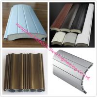 Buy cheap Aluminum Insulated Roller Shutter Door With Customized Color For Carport Use from wholesalers