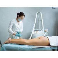 KUMASHAPE Vertical Vacuum RF Slimming Machine For Body Shaping / Cellulite Removal Manufactures