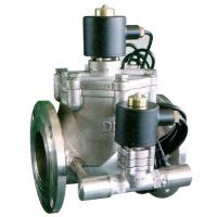 Buy cheap SS304 Positive Displacement Flowmeters Duel Flow Solenoid Valve from wholesalers