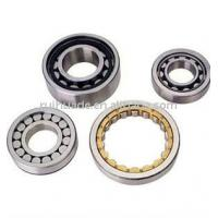 Quality Single Row P5 P4 Brass Steel NylonCylindrical roller bearing for textile for sale