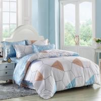 Cuztomized Color Silk Luxury Home Bedding Sets , Queen Size / Full Size Bed Sets Manufactures