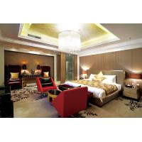 Luxury Kingsize Hotel Bedroom Furniture Presidential Suite Silver Oil Decorate Manufactures