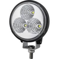 Buy cheap Round Shape Led Work Lamp , CE ROHS Listed Waterproof Truck Work Lights from wholesalers