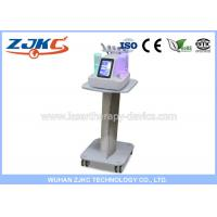 China Vacuum Suction Rf Ultrasonic Facial Beauty Machine With 7 Inch Color Touch Screen on sale