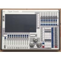 """Long Warranty  Stage Lighting Controller Console  V10.0 Tiger Touch Console  with 15.6"""" Screen Manufactures"""