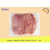 Quality Eco Frozen Fish 3 Side Sealed Vacuum Pack Storage Bags With Exquisite Gravure Printing for sale