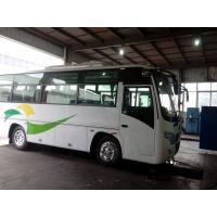 2013 YEAR Dongfeng Used Coach Bus 24-35 Seats White Yuchai Engine Middle Style Manufactures