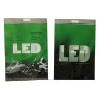 LED Useage Custom Reusable Shopping Bags , Resealable Plastic Bags PE Material Manufactures