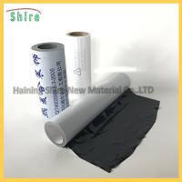 Durable Stainless Steel Protective Film Polyethylene Tape With Acrylic Resin Adhesive Manufactures