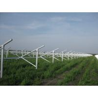 Extruded Aluminum Profiles Aluminium Solar Panel Frame For Ground Solar Mounting System Manufactures