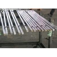 40Cr / CK45 Hard Chrome Plated Rod Tempered Rod For Hydraulic Cylinder Manufactures