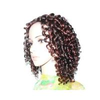 Synthetic Lace Front Wig (FLW-012) Manufactures