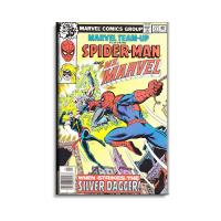 Marvel Comic Books 3D Lenticular Comic Covers, Comic Book Plastic Covers Manufactures