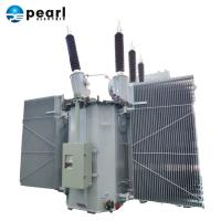 220 Kv 120 Mva Step Down Power Transformer For Electrification Project Manufactures