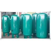 Screw Rotary Compressed Air Storage Tank For Petrochemical / Coal Chemical Industry Manufactures