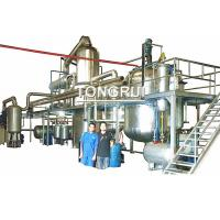 Waste Engine Motor Oil Distillation Refinery to SN300 SN500 Oil Recycling Equipment Manufactures