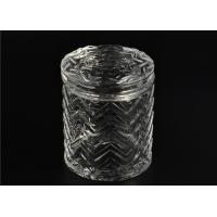Bulk Glass Tealight Holders / Glass Candlestick Holders Used In Sented Soy Wax Manufactures