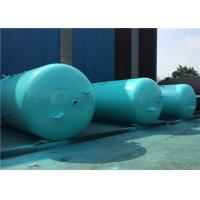 Quality Mechanical Emergency Carbon Steel Water Storage Tanks For Water Treatment Plant for sale