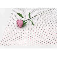 17gsm Hot Stamping Foil Tissue Paper Sheets Waxed Wrapping Papers Manufactures
