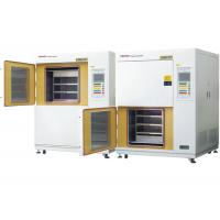 Air Cooled Thermal Shock Test Chamber , Environmental Thermal Cycling Chamber 2 Zone Manufactures