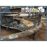 Large CFB Boiler Industrial Cyclone Separator With High Speed Rotating Air Flow Manufactures