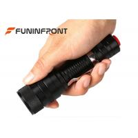 Outdoor Compact Size Zoom MINI Led Flashlight, 10W Powerful 1000LMs LED Torch Manufactures