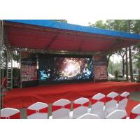 1/8 Scan P3.91 Outdoor Rental LED Display High Definition RGB 3 In 1 Hire Led Screen Manufactures