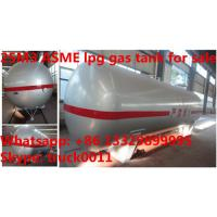 25,000L ASME standard propane gas storage tank for sale, factory sale best price ASME stamped 25m3 lpg gas storage tank Manufactures