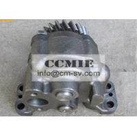 Professional Shangchai Engine Parts Engine Oil Pump Stable Stock Manufactures