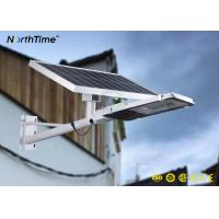 Environmental Friendly Solar Powered Wall Light 2 Years Warranty / Outdoor Solar Street Lamps Manufactures