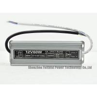 SMPS Rainproof 12v Led Strip Light Transformer For Industry PLC Control Equipment Manufactures