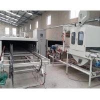 Stone Coating Auto Roof Tile Making Machine PLC Control Box Frequency Speed Manufactures