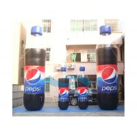Coca Cola Promotional Inflatable Bottles Outdoor Balloons Advertising Manufactures