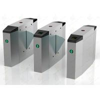 Electronic Turnstile Security Systems, Door Access Control Flap Barrier Gate Manufactures