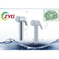 China Various Color Hand Bidet Sprayer , CE Mirror Polished Bidet Toilet Spray on sale