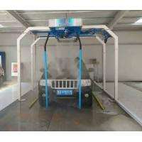 Buy cheap Semi-automatic touchless car wash equipment from wholesalers