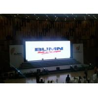 High Definition P3.91 Indoor Stage Led Screen Full Color 1920HZ High refresh Rate Manufactures