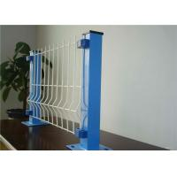 Buy cheap Customized Welded Wire Panels / Steel Mesh Fencing Corrosion Resistance from wholesalers
